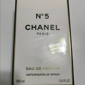 Chanel No. 5 Brand new in the box 3.4 size